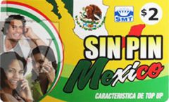 sin pin mexico calling card - Mexico Calling Card