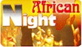 African Night Calling Card