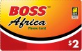 Boss Africa prepaid phone card