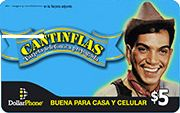 Cantinflas Calling Card