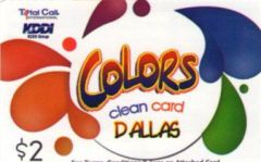 Colors Calling Card