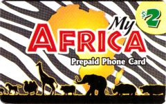 My Africa Calling Card