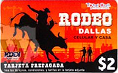 Rodeo Calling Card