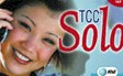 TCC Solo calling card