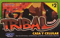 Tribal Prepaid Phone Card
