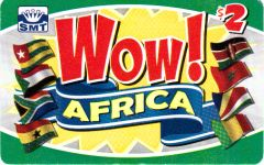 Wow Africa Calling Card